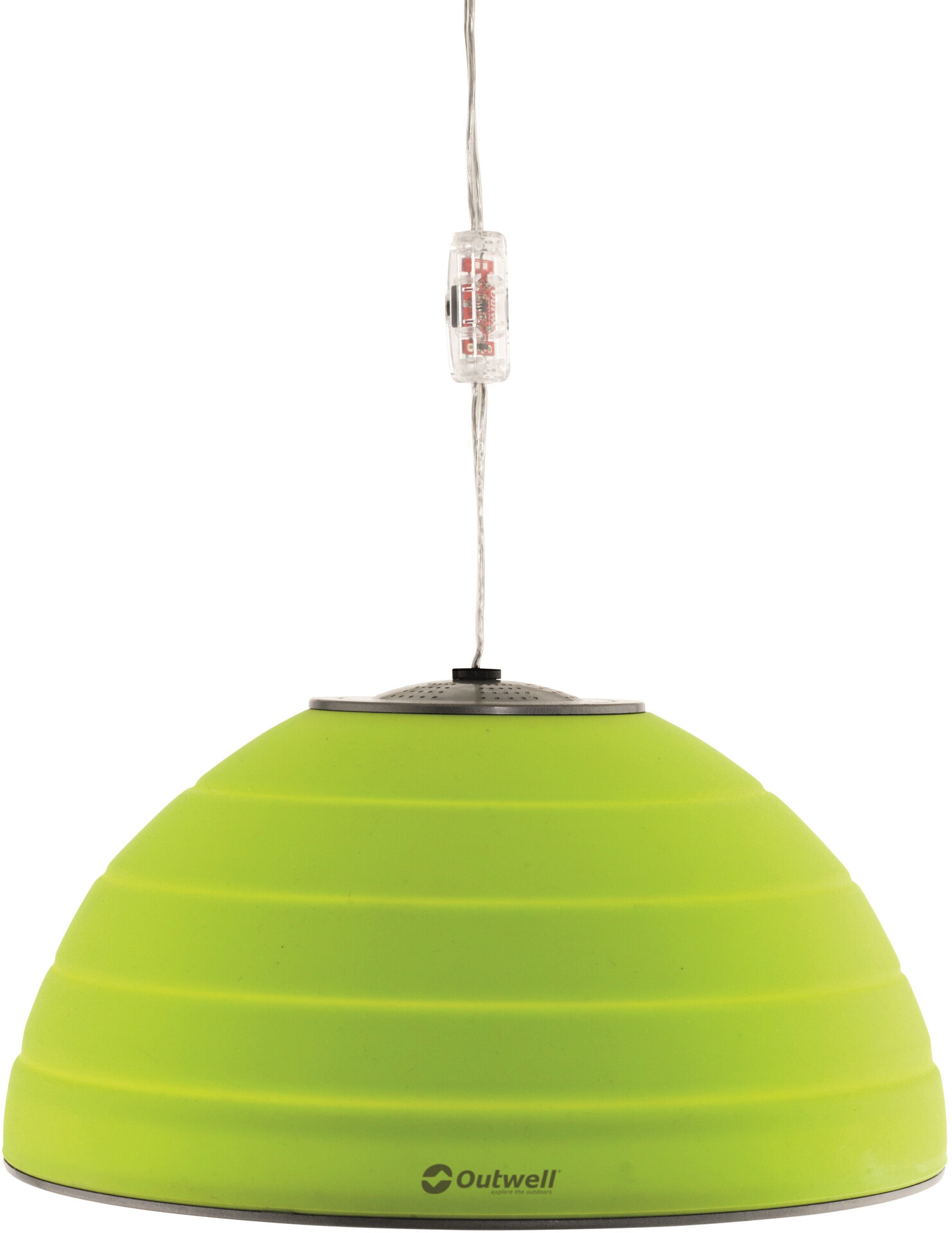 Outwell Orion Lux Leuchte lime green